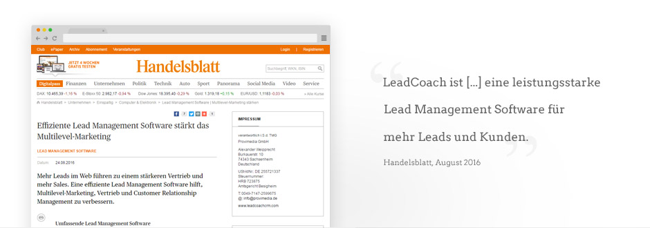 leadcoach-handelsblatt-artikel